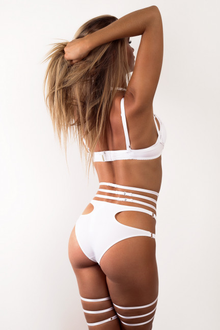The Perfect White Base Bra