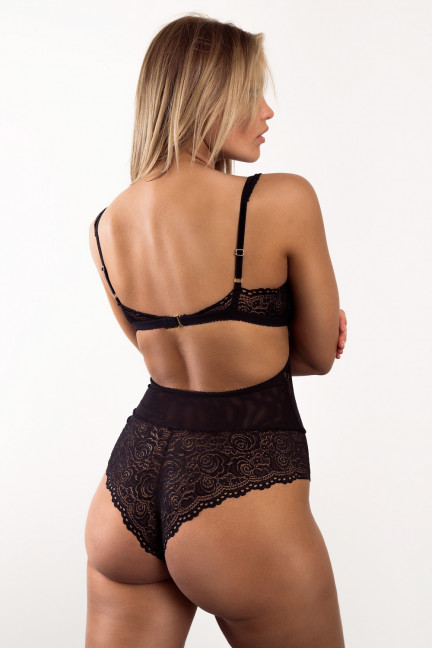 Flattering Lace Body