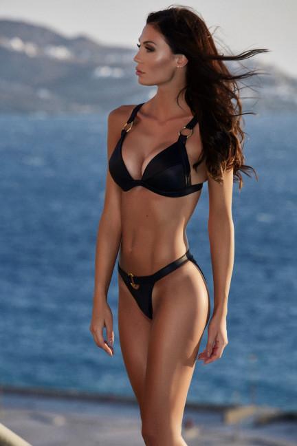 Black Ring Bikini