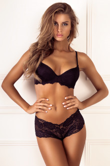 Cheeky Flower Lace Hipster